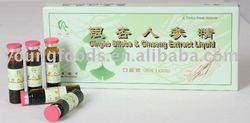 Energy Drink- Ginkgo Biloba & Ginseng Oral Liquid