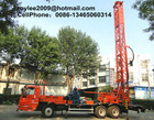 300meter depth truck mounted drilling rig BZC-350ZYII