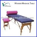 Estilo japonês de conforto de madeira mesa de massagem cama/cama de massagem/sofá da massagem