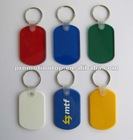plastic soft pvc key chain for promotion