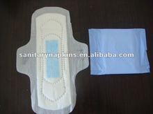 Ultra thin feminine sanitary napkins day use