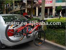 Mountain car bike rack/car back carrier/bike