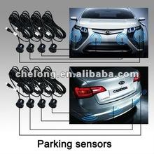 8 sensors wireless car parking sensor