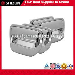 Chrome Car Handle Cover Automotive Plastic Parts For Ridgeline 2005-2009