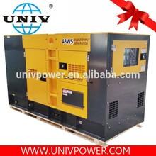 Deutz silent diesel generator set