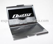 Metal cigarette case