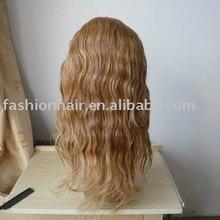 100% Virgin,REMY european human hair full lace wig,no tangle,no shedding