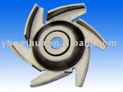 Auto parts | Auto water pump impeller | stamping impeller