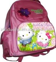 one direction hello kitty kids school bag