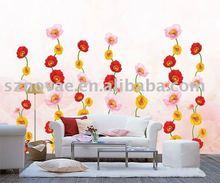 PP53-131S 2012 High Quality Flower Vine Girls Wallpaper