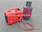 LPG 2.8KW inverter generator/portable inverter generator/digital inverter