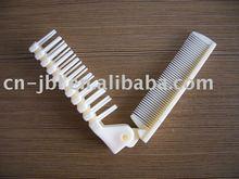 Mini Folding Travel Hair Brush Comb