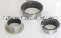 du flanged bushing sliding oilless bearing