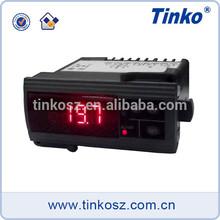 Intelligent controller temperature