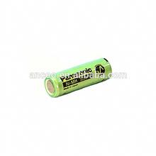 HHR120AA 1200mAh 1.2V AA NIMH Battery Flat top