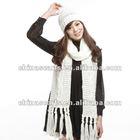 girl fashion infinity scarf