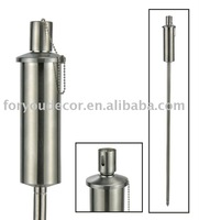 Stainless steel torch/Oil lamp