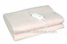 Fleece Electric Heating Blanket for Europe with GS,CE,RHOS,SAA etc Certificate