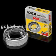 KAD Motorcycle Brake Shoes CG125/150/200,AX100,CD70 etc
