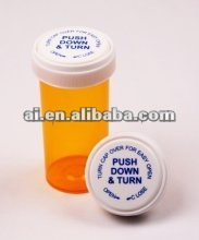 Medical Plastic Vial