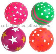 rubber pet ball