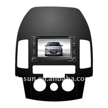 2 Din HYUNDAI I30 Car DVD player with Bluetooth USB SD radio TV
