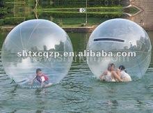 crystal water ball