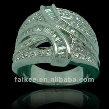 Nice Zircon Rings,925 silver rings