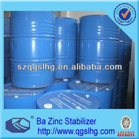 Pvc líquido Ba / Zn estabilizadores