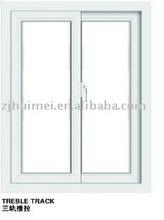 PVC sliding window,UPVC WINDOW ,horizental window