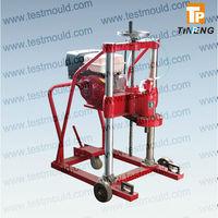 Pavement core drilling machine(petrol control)