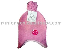 2014 new design fahsion knitted hat for kids