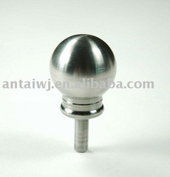 CNC lathe turning Stainless steel ball