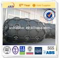 usado para proteger os navios e embarcações de barco pneumático de borracha fender