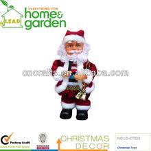 Santa claus sing songs