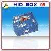 HID Xenon box, motorcycle hid kit box