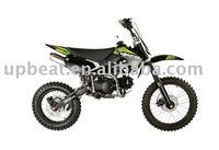 125cc dirt bike(kawasaki design,monster sticker,17/14 big foot)