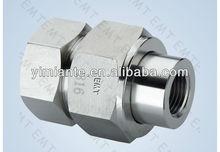 welding swivel reducing connector
