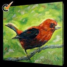 100% Handmade decorative animal oil painting (Buy Directly)