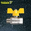 T135 11 Gas ball valve ,full flow