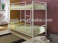 Litera de acero marco de la cama de dos pisos cama