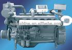 Deutz diesel engine for boat