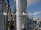 Used grain steel silo bins for sale/grain silos