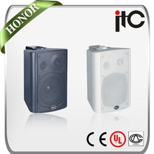 ITC T-776A 2*25 Watt 8 ohm Wall Mount Type Chinese Active Speaker for PA System
