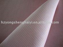 Oxford polyurethane coating fabric bag luggage material