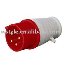 WT-025 industrial plug and socket