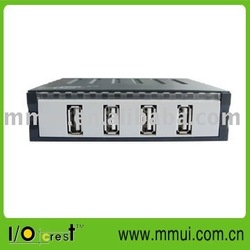 "IOCREST 3.5"" Front Panel USB Hub"