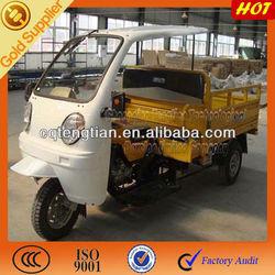 2013 Cheap three wheel car with one row seat