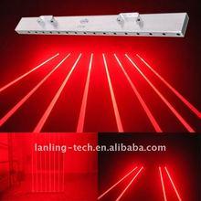1.6 watt Fat beam club night red Laser curtain light