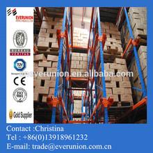 warehouse metal Heavy-duty Drive-in storage racking